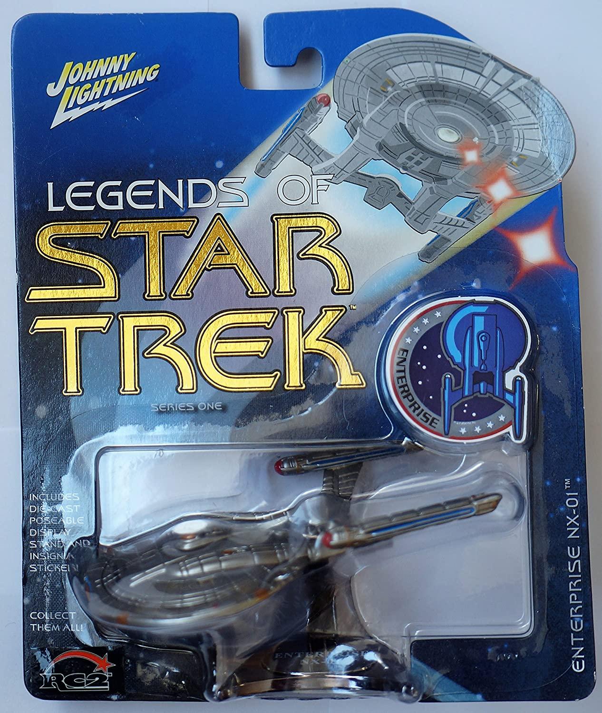 Legends of Star Trek Series One USS Enterprise NX-01
