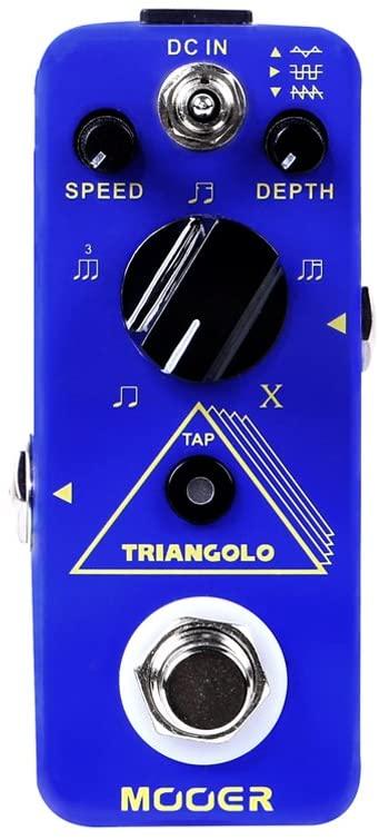 MOOER Triangolo Digital Tremolo Pedal