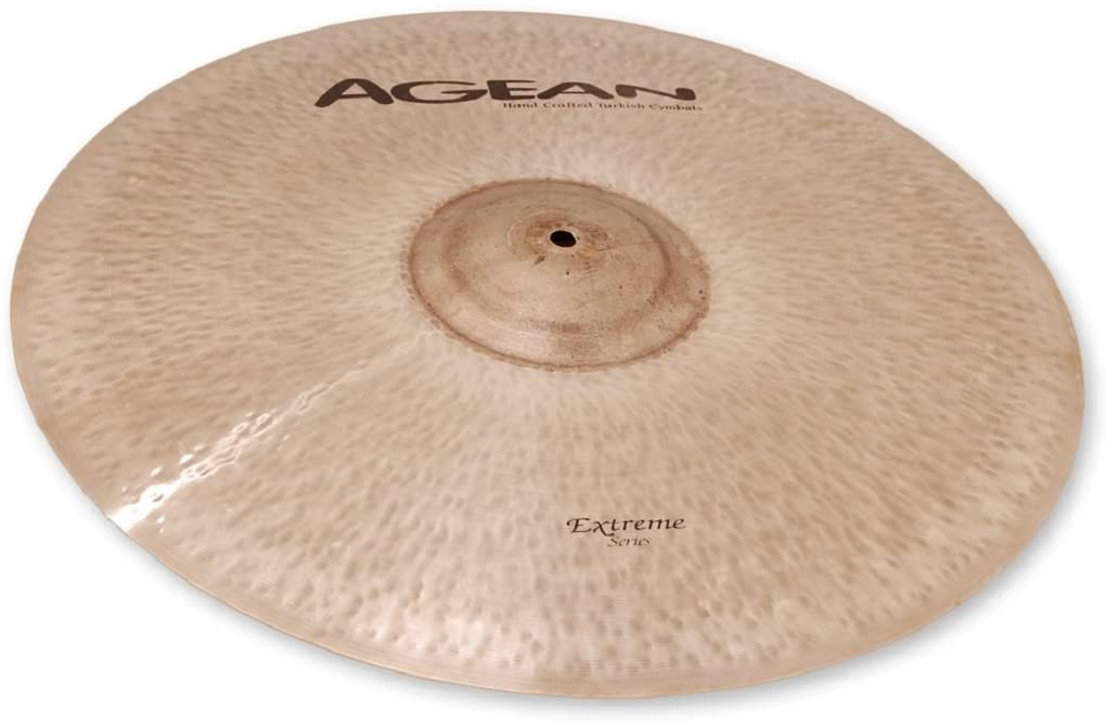 Agean Turkish Cymbals Extreme Series Extreme Extra Heavy Ride Cymbals EXTRM-EHV (16