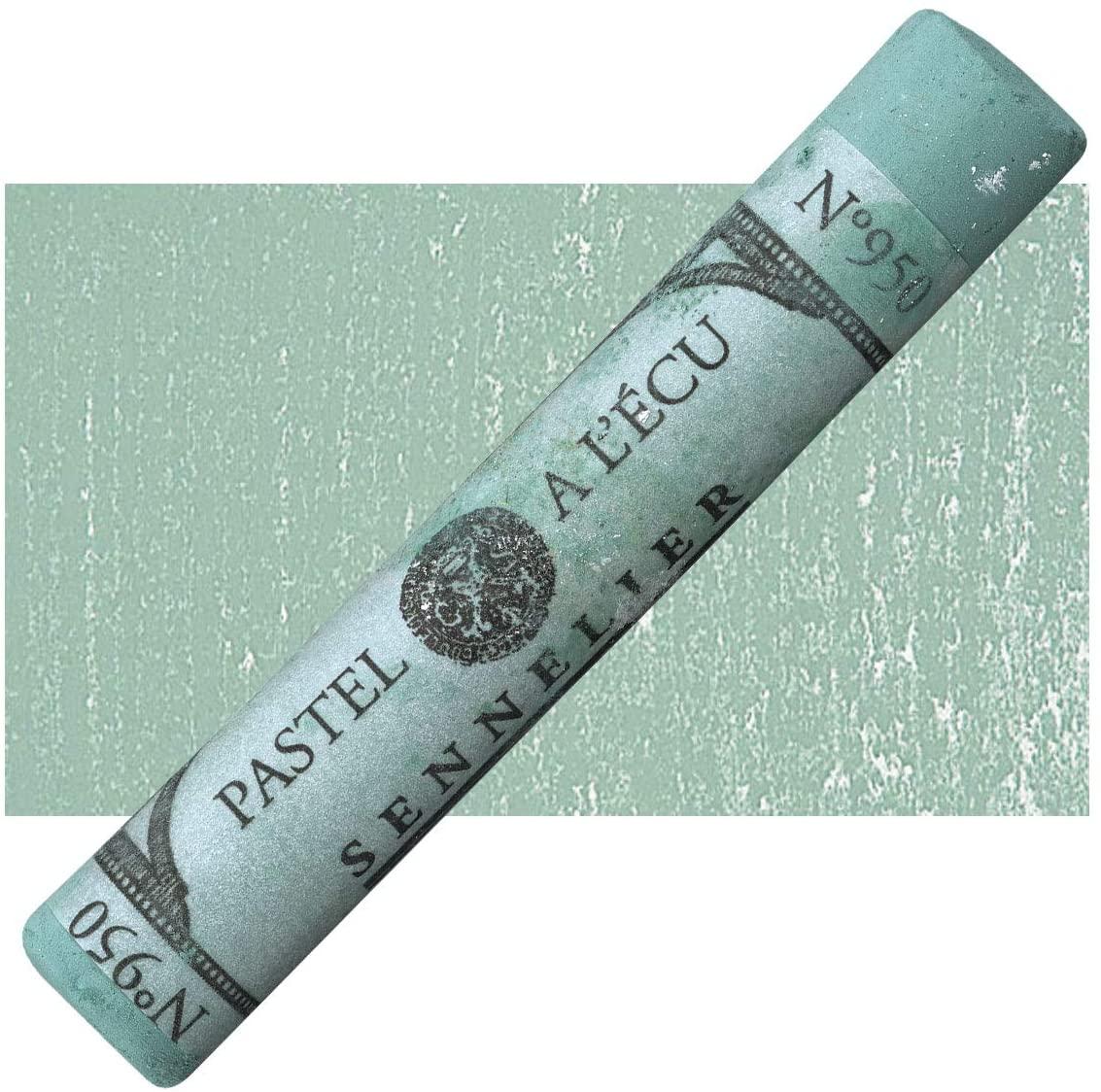 Sennelier Soft Pastel Lichen Green 950