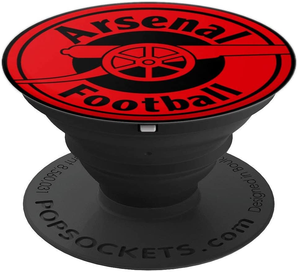 Arsenal Soccer London UK Travel Gift PopSockets Grip and Stand for Phones and Tablets