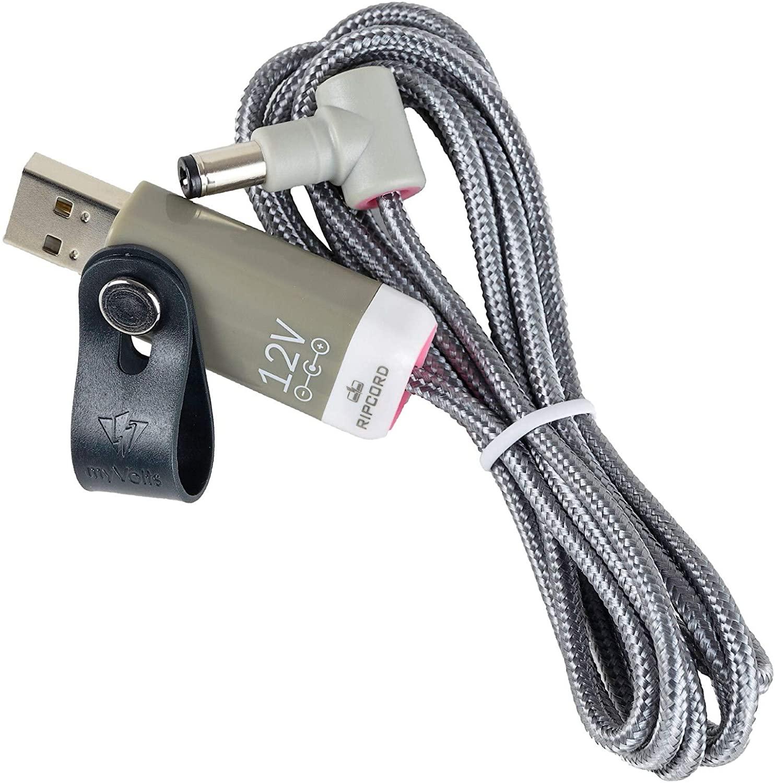 MyVolts 12V in-car Power Supply Adaptor Compatible with Yamaha PSR-E363 Keyboard