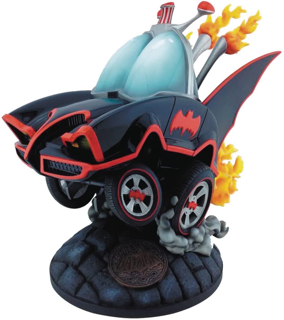 Cryptozoic Batman 66 Classic TV Series: 66 Batmobile Statue