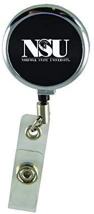 LXG, Inc. Norfolk State University-Retractable Badge Reel-Black