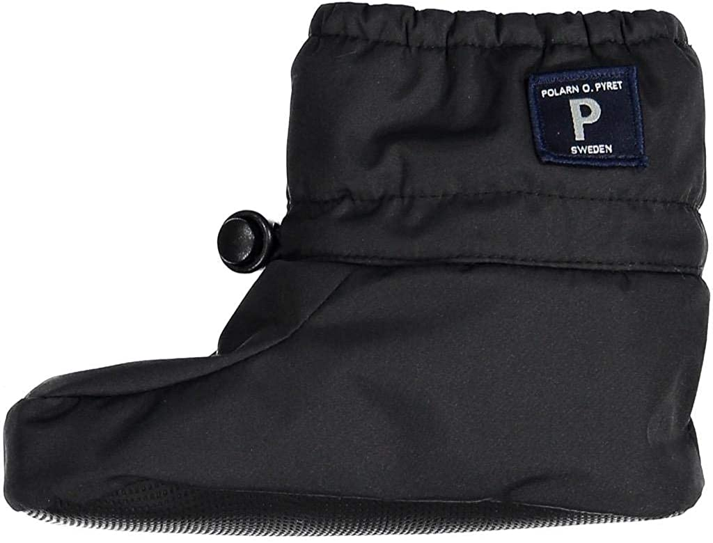 POLARN O. PYRET OUTDOOR ECO INSULATED PUFFER BOOTIES (BABY)