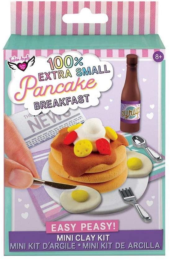 Fashion Angels Easy Peasy 'Mini Clay Kit' Pancake Breakfast Cake