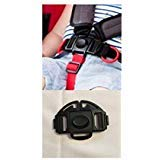 Replacement Parts/Accessories to fit Hauck Stroller Products for Babies, Toddlers, and Children (Black Foot Muff)