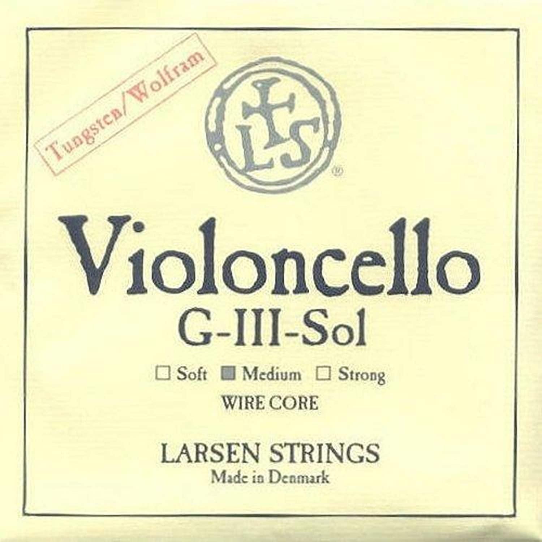Larsen Cello G String Wire Core 3/4 Size Medium