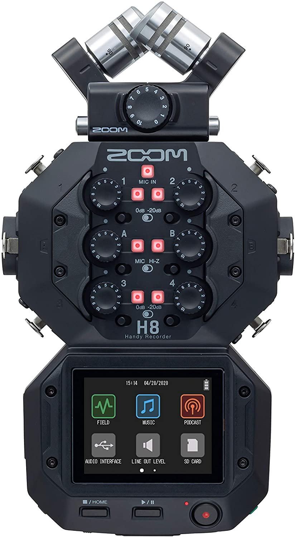 ZOOM Digital Multitrack Recorder (H8)