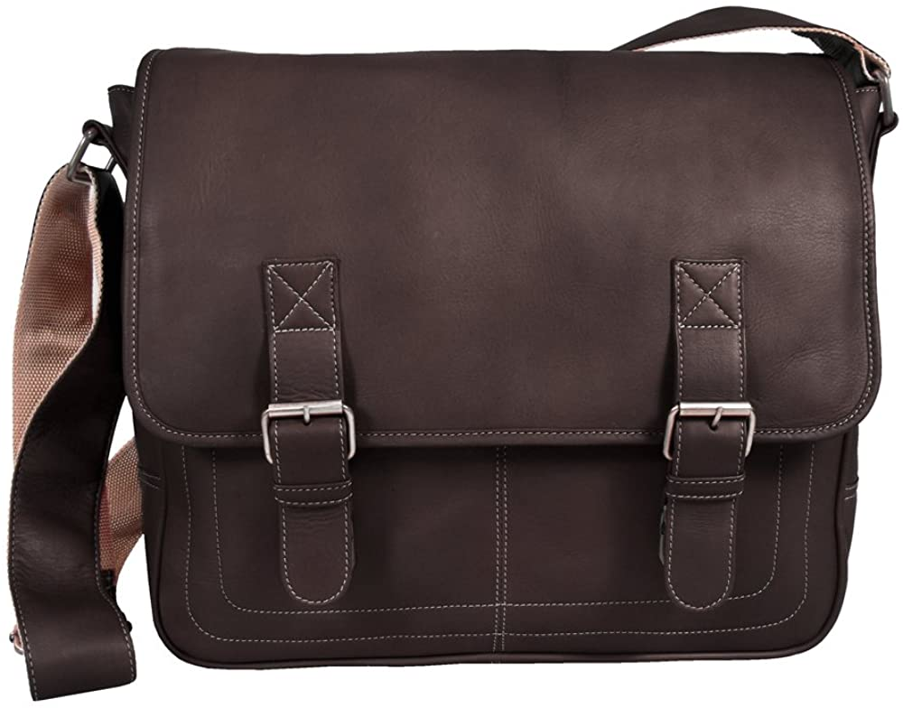 Latico Basics Adventurer Messenger Bag