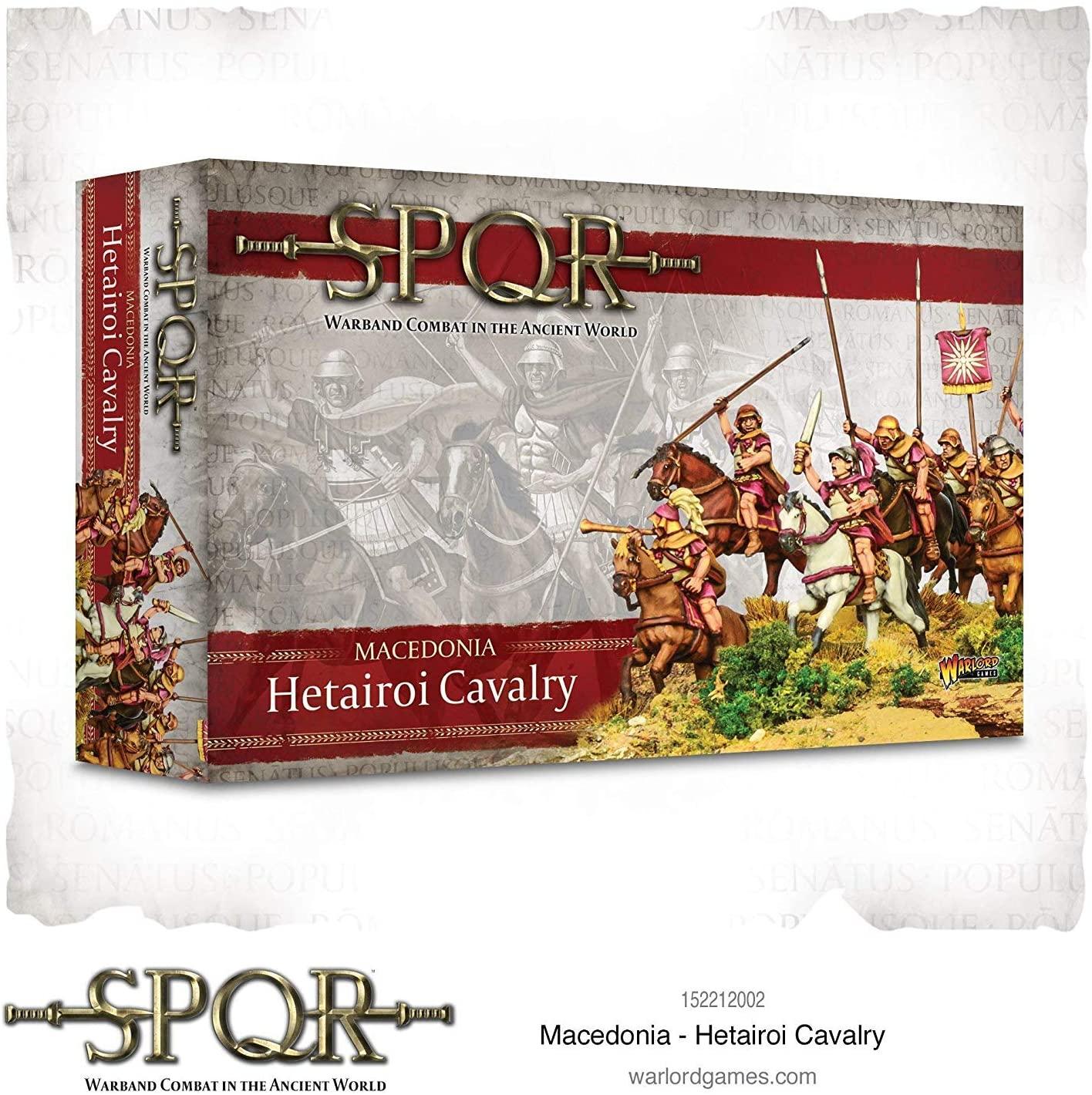 Warlord Games SPQR: Macedonian Macedonian Cataphracts