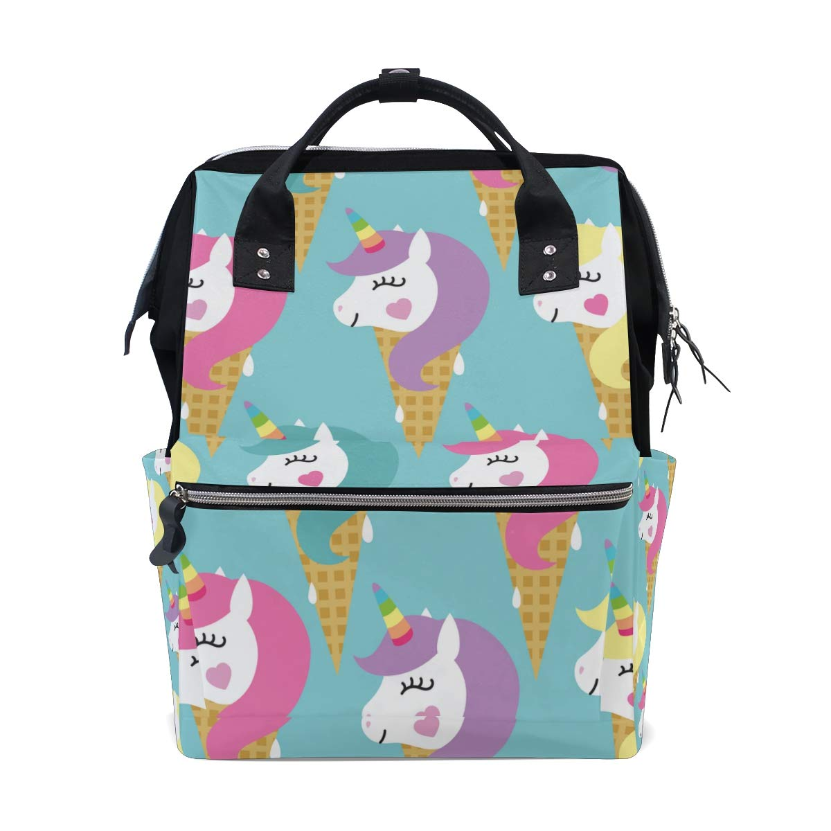 A Seed Backpack Baby Diaper Bag Unicorn Cute for Girls Women Tote Daypack Bookbag