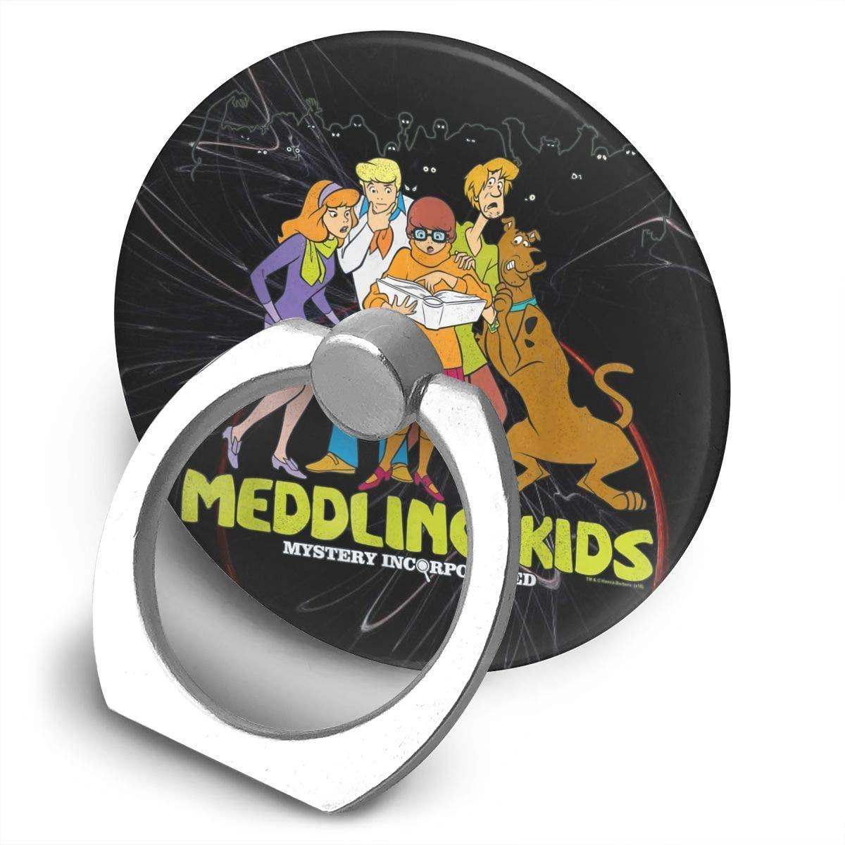 Sunlenvai Scooby-Doo Meddling Kids Finger Stand Phone Grip Holder Grip Mounts Cellphone