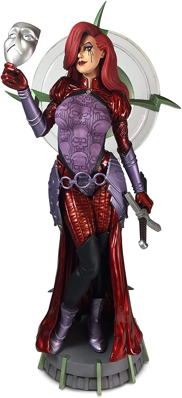 Dynamite JUN188549 Joseph Michael Linsner Dawn (Costume Variant Edition) Resin Statue, Multicolor