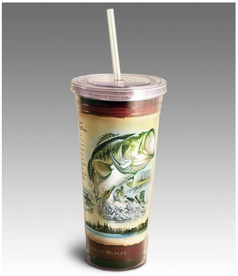 American Expedition-Largemouth Bass Tumbler