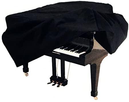 FUNDA PIANO COLA 187 CMS. C3 YAMAHA RX3 KAWAI 4MM (11 Teclas) 171x152x46x81 Cm.