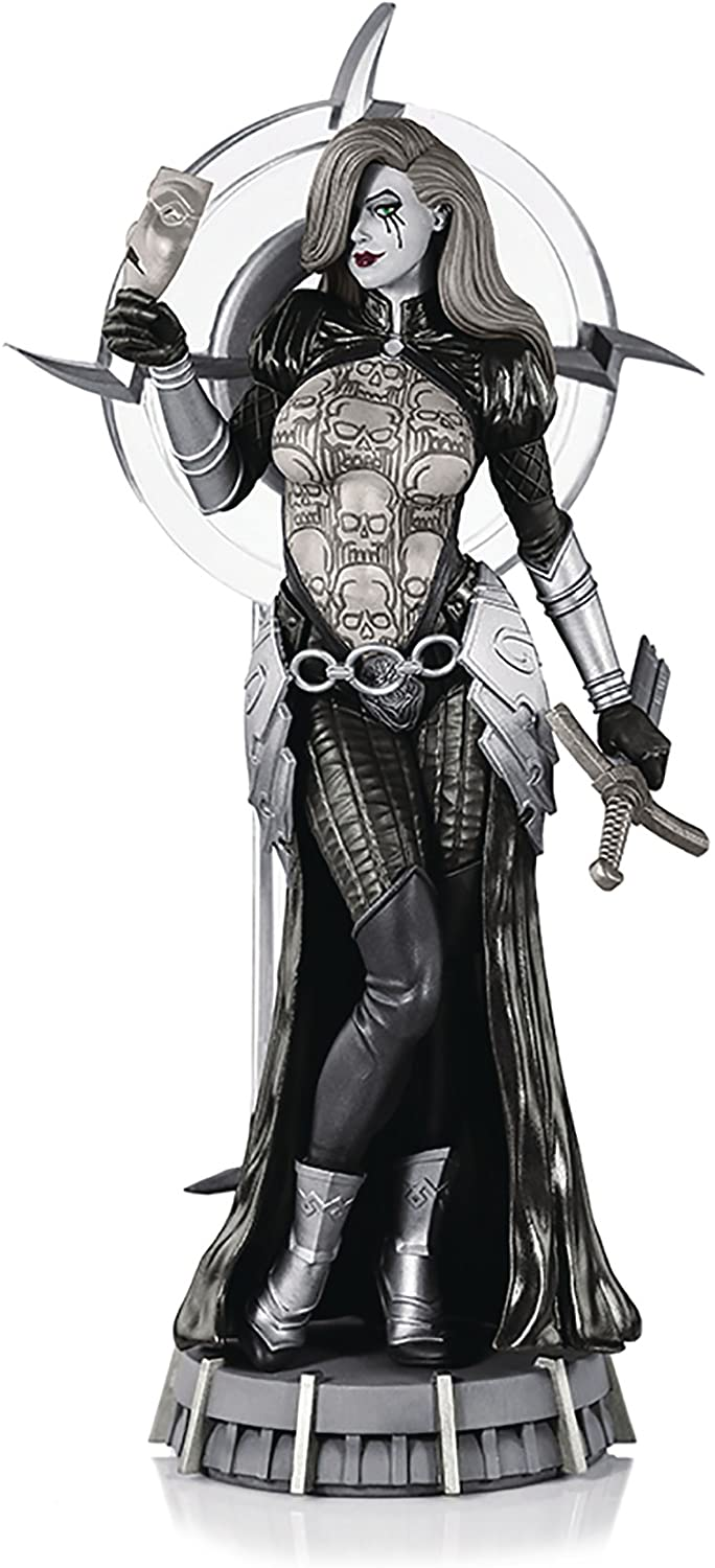 Dynamite Joseph Michael Linsner's Dawn Black & White Version Limited Edition Statue