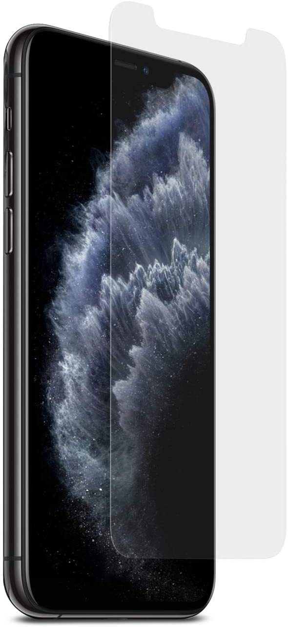 PureGear HD Clear Tempered Glass Screen Protector Compatible with Apple iPhone 11 Pro, w/Self Alignment Installation Tray, Touch Sensitive, Case Friendly, Lifetime Replacement Warranty