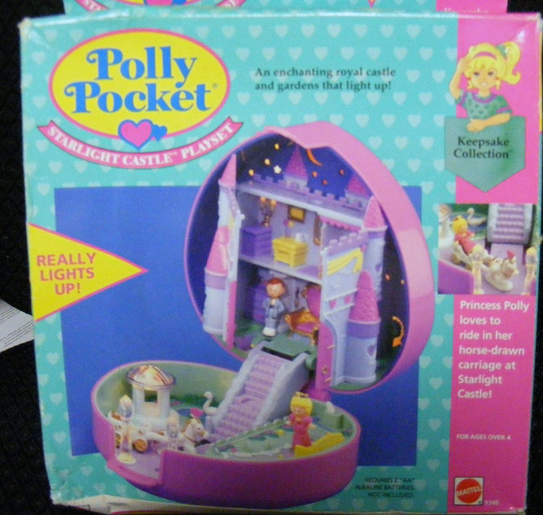 Polly Pocket Starlight Castle Playset (1993) Retired