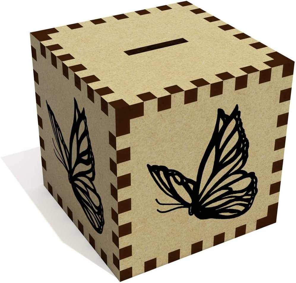 Azeeda 'Butterfly' Money Box / Piggy Bank (MB00000838)