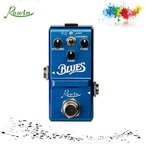Rowin BLUES overdrive Effect Pedal LN-321 Guitar pedal match guitar amplifier