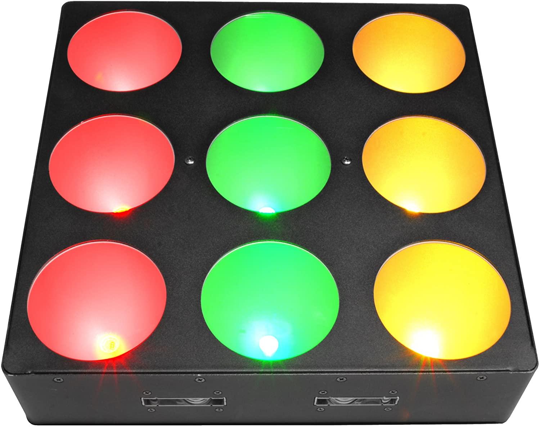 CHAUVET DJ LED Lighting (Core3x3)