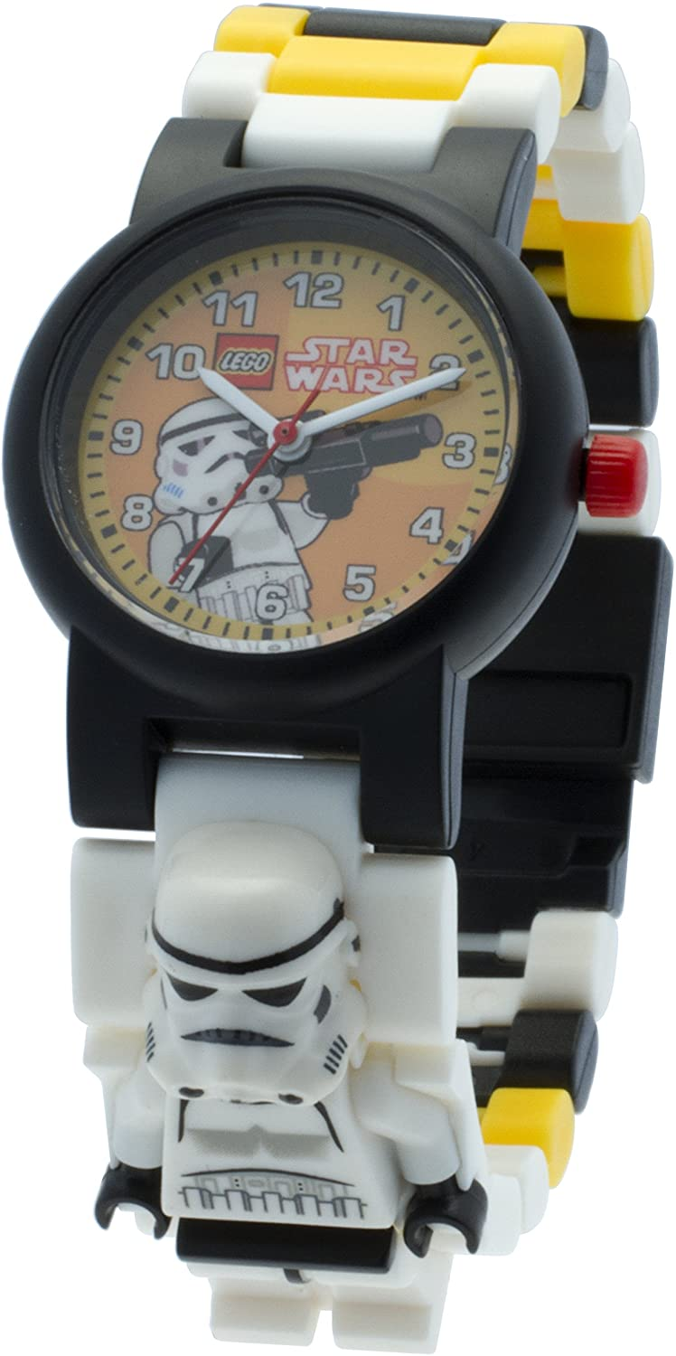 Beverly Lego Toy Watch Star Wars Link Watch Stormtrooper