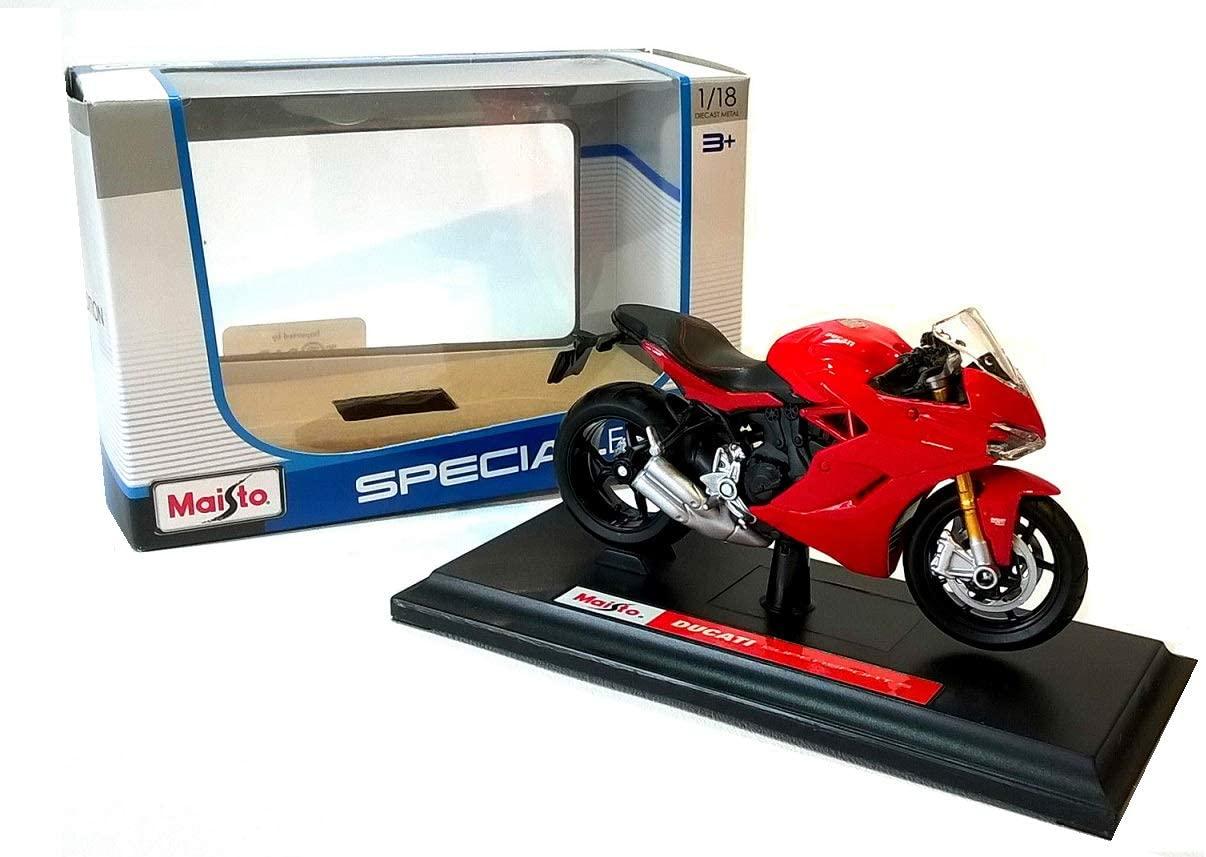 Maisto Ducati Supersport S Diecast Model Motorcycle