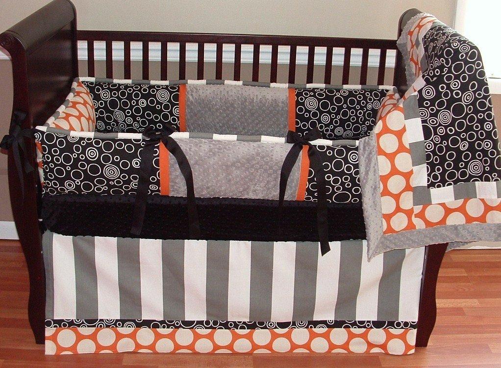 Modpeapod Preston Breathable Baby Bedding Set