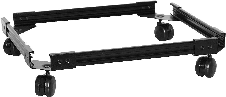 Honeywell Safes & Door Locks - 1108C Wheel Cart for 1108 File Chest, Black