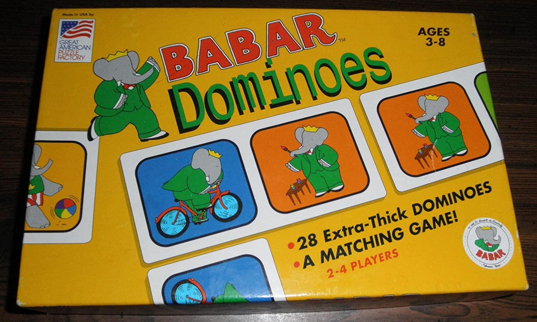 Babar Dominoes