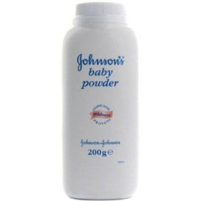 Johnson's Baby Powder 200G - Pack of 3