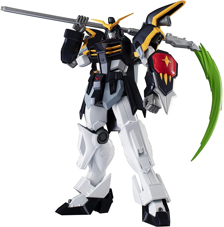 TAMASHII NATIONS Gundam Universe Xxxg-01D Gundam Deathscythe Mobile Suit Gundam Wing, Multi