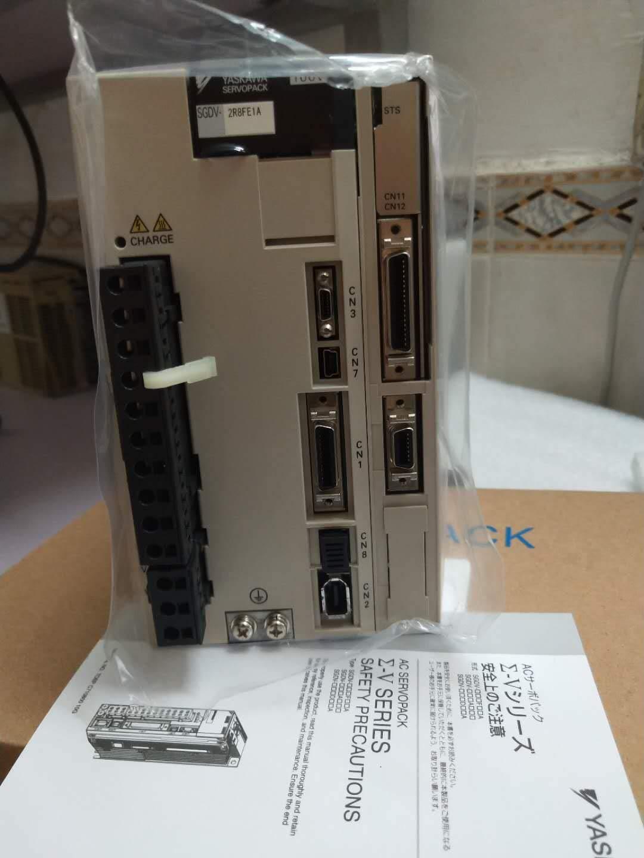 AC Servo Drive SGDV-2R8FE1A SGDV Series 3PH 100V 0.4KW