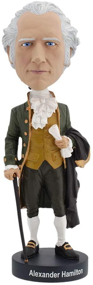Royal Bobbles Alexander Hamilton Bobblehead