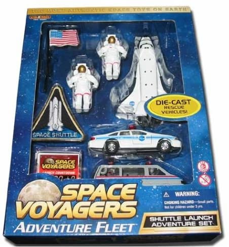 Die Cast Shuttle Launch Adventure