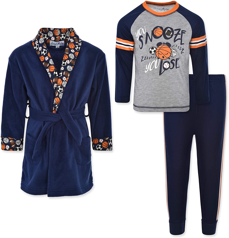 Freestyle Revolution Baby Boys' Pajama Set
