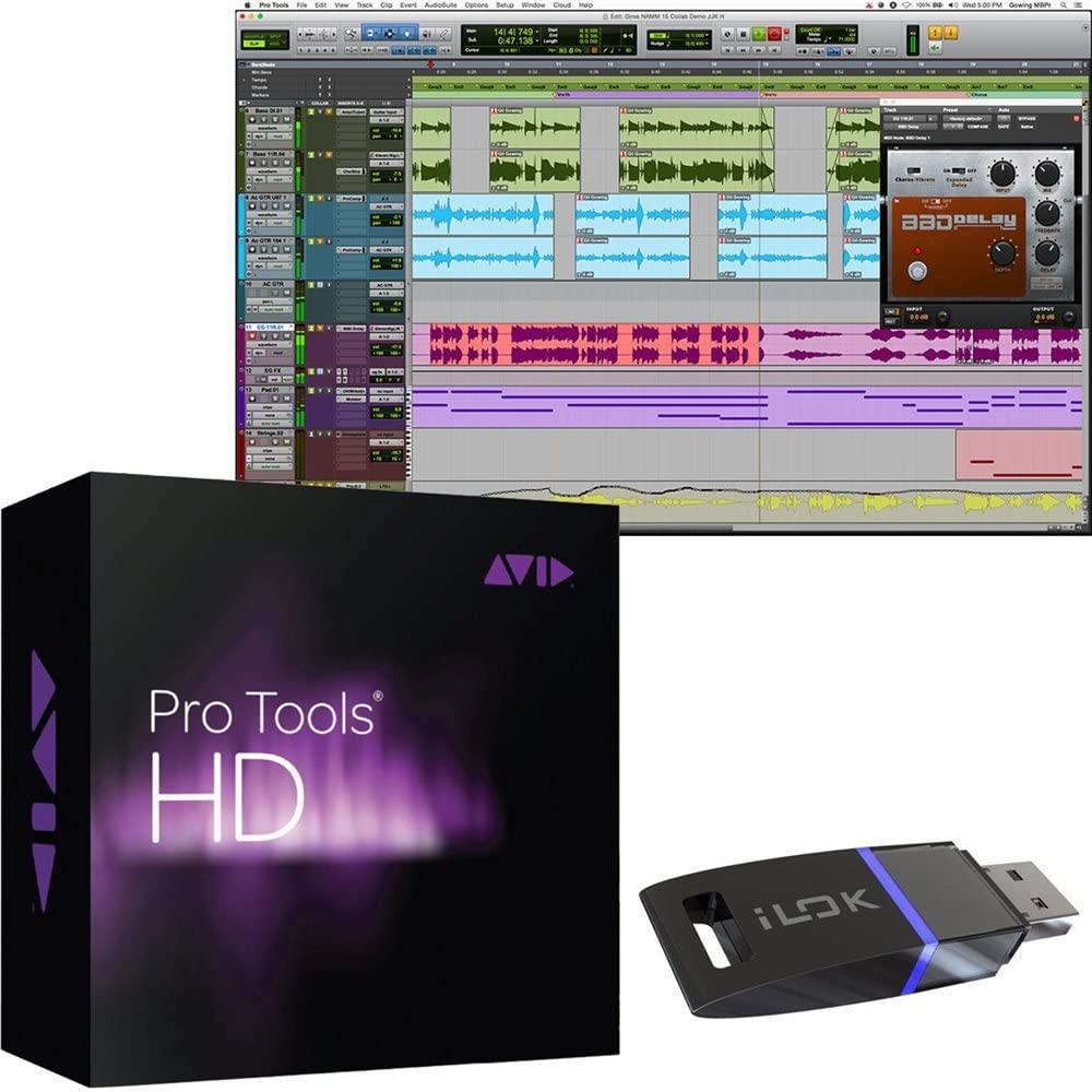 Avid Pro Tools|HD (99356590600)