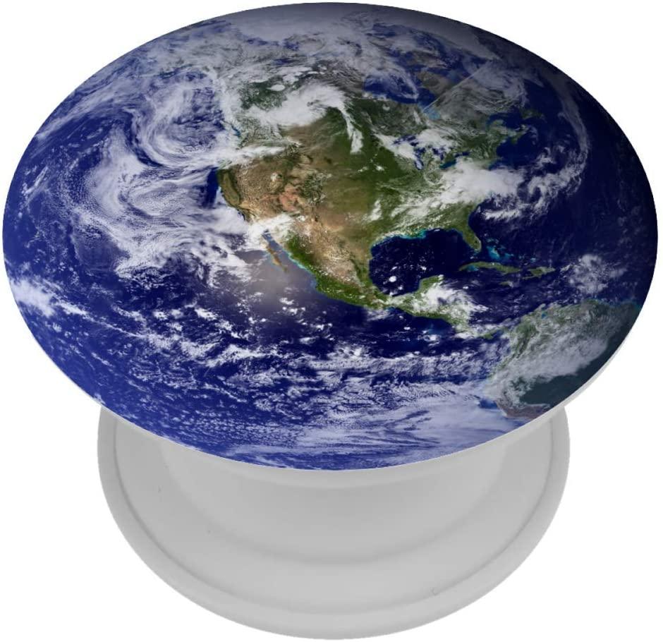 Earth Expanding Phone Socket,Prop Mount Holder for Cellphone