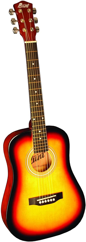 INDIANA I-34-VB Indiana Guitar, Tobacco Sunburst