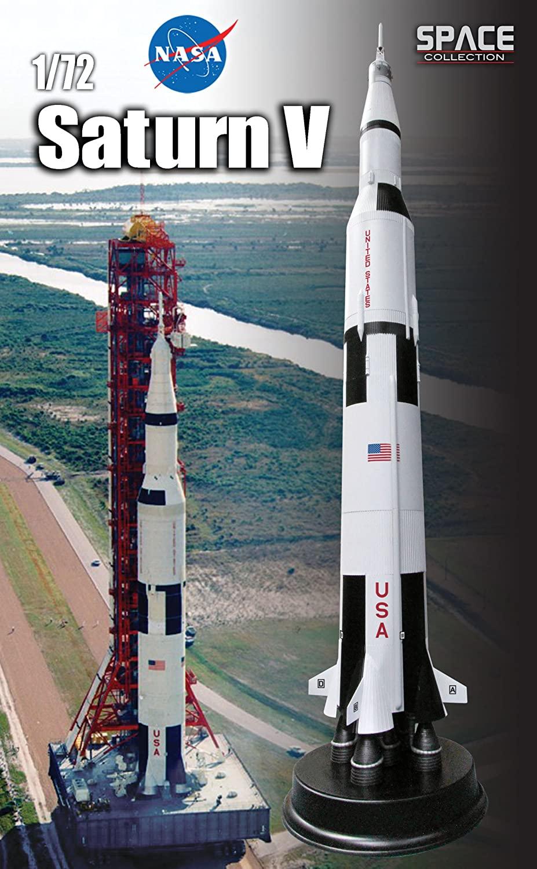 Dragon Models 1/72 Saturn V
