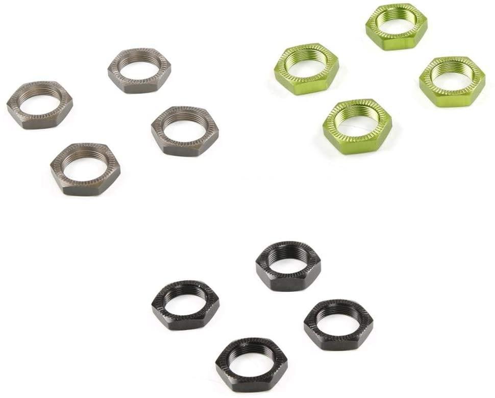 Parts & Accessories Aluminum Wheel nut for HPI Baja 5b,5t - (Color: Grey)