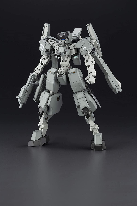 Kotobukiya Frame Arms: Type34 Model 1B Jin-Rai with Assault Unit Plastic Model Kit