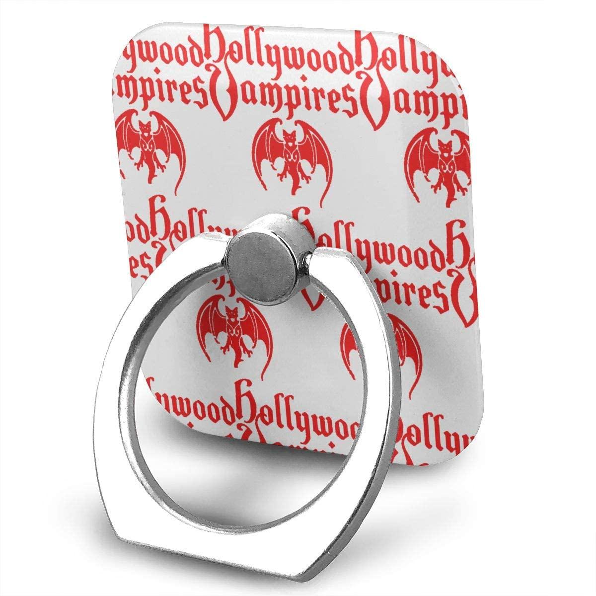Hollywood Vampires Phone Finger Ring Stand Bracket Holder Smartphone Grip Stand Holder 360 Degree Rotating Sticky Cute