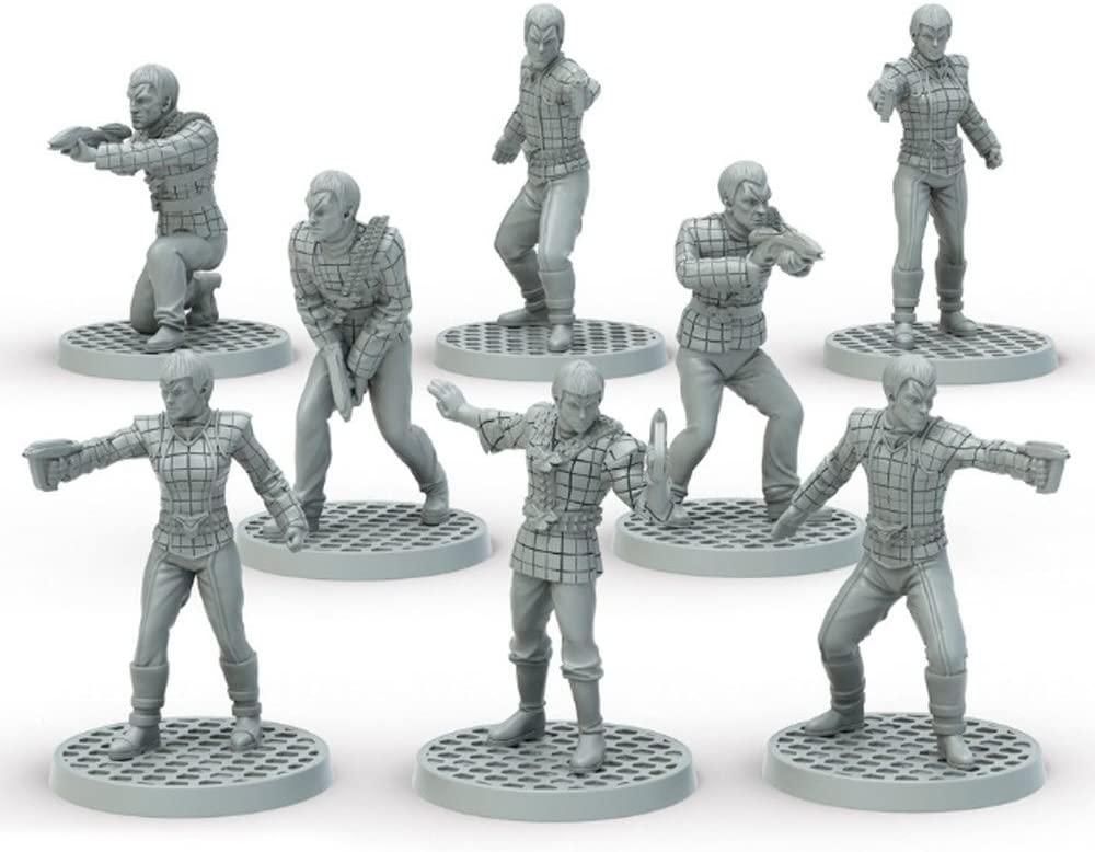 Star Trek Adventures Miniatures: Romulan Strike Team