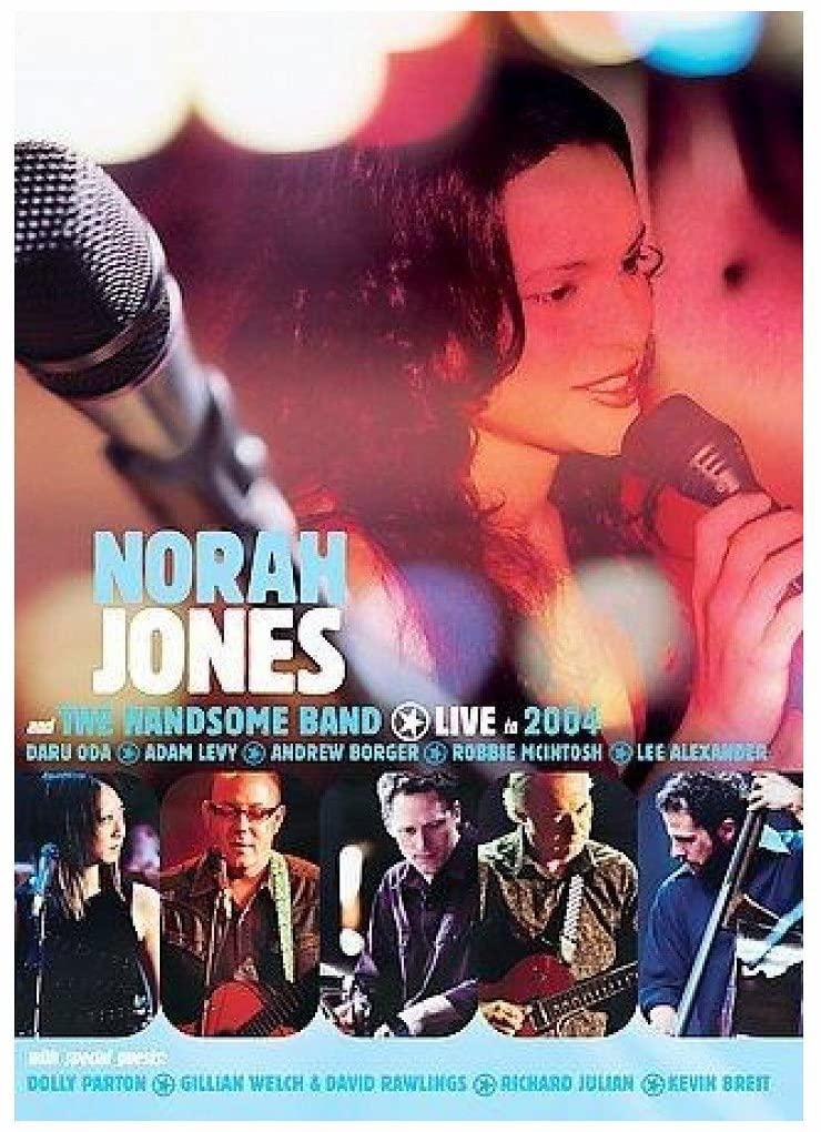 JONES N-LIVE IN NASHVILLE 2004 (DVD)