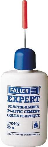 Faller Expert 170492 Plastic Glue 25 g