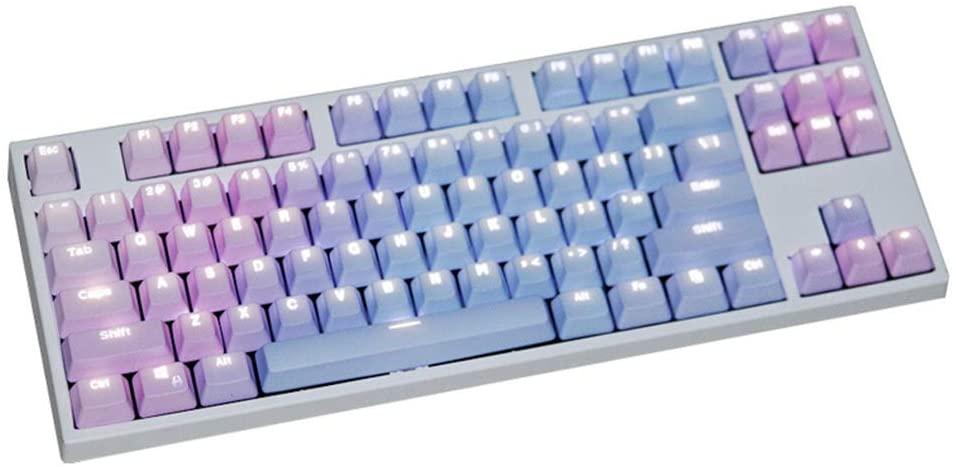 Gaming Keyboard,Color Changing LED Backlit Computer Gaming Keyboad, for Games Gamer (Only Keycap)