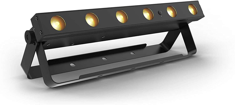 CHAUVET DJ Battery Operated Linear Wash Light w/Bluetooth, Black (EZlink Strip Q6 BT)