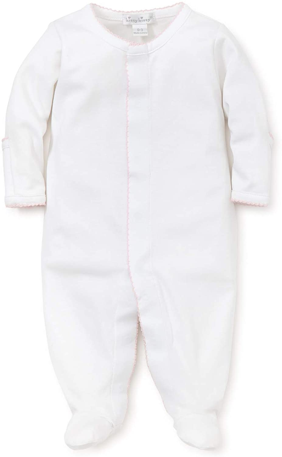 Kissy Kissy Basics Infant Footie